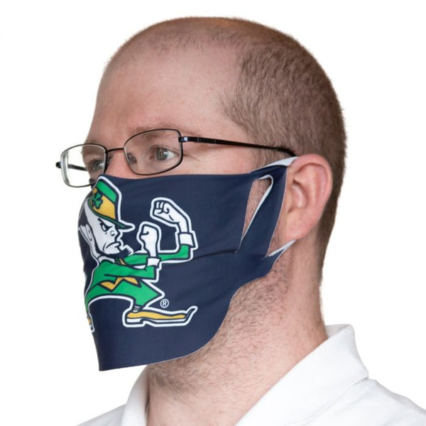 University of Notre Dame Logo Face Mask by Cufflinks Inc.