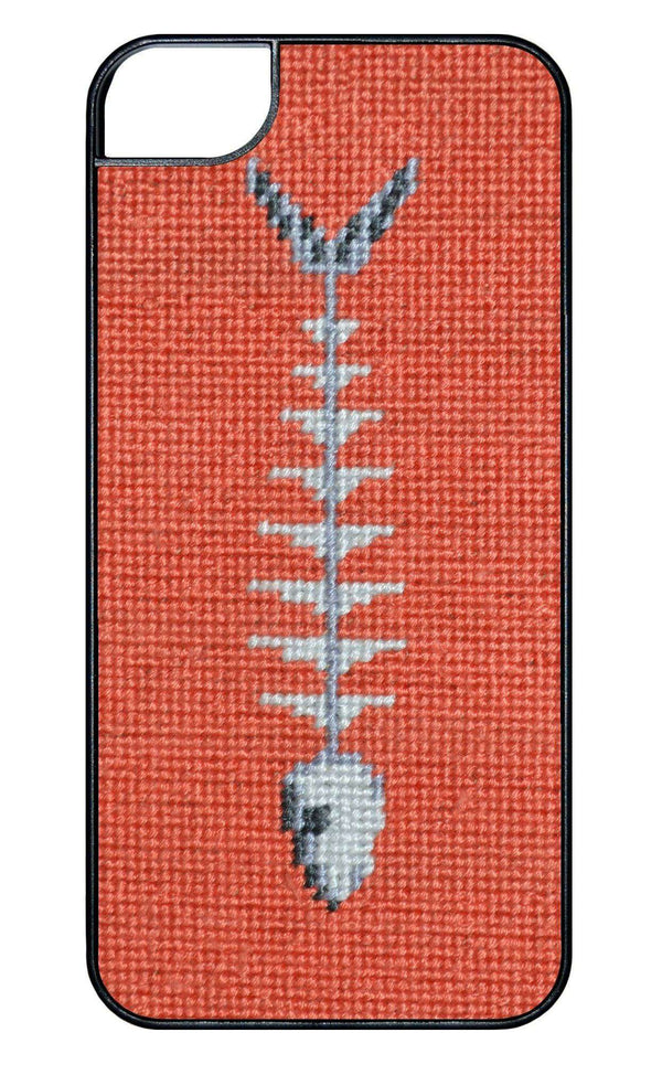 Phone/Computer - Bonefish Needlepoint IPhone 6 Case By Smathers & Branson