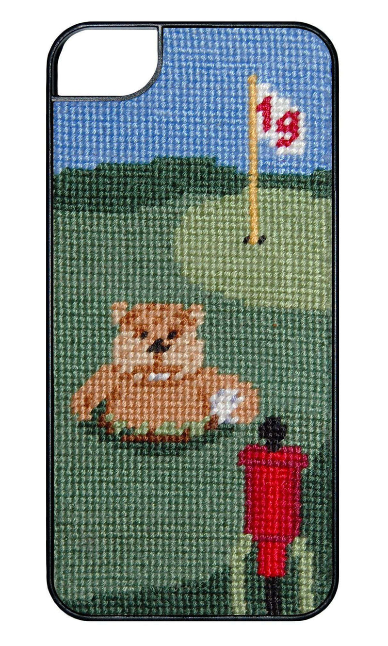 Phone/Computer - Caddyshack Needlepoint IPhone 6 Case By Smathers & Branson