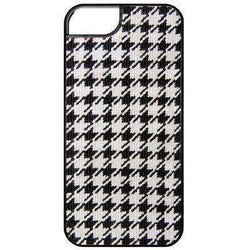 Phone/Computer - Houndstooth Needlepoint IPhone 6 Case By Smathers & Branson