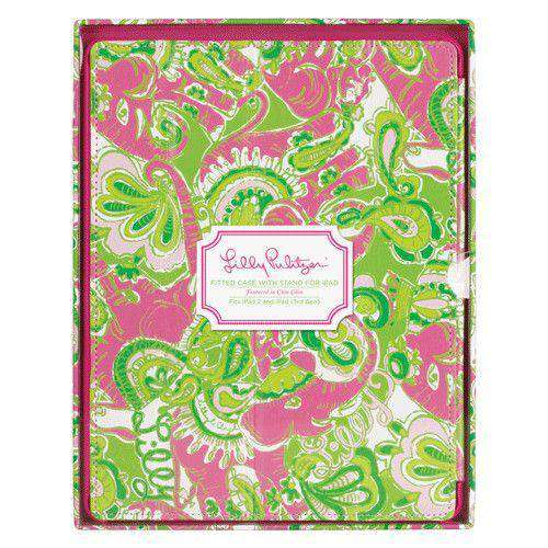 iPad Case with Stand in Chin Chin by Lilly Pulitzer