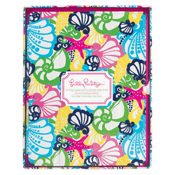 Phone/Computer - IPad Case With Stand In Chiquita Bonita By Lilly Pulitzer