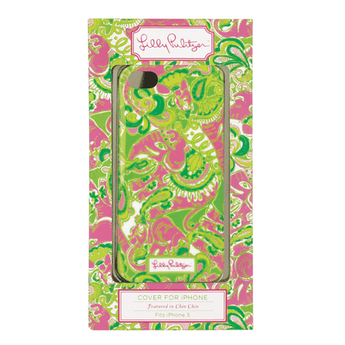 Phone/Computer - IPhone 5/5s Cover In Chin Chin By Lilly Pulitzer