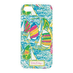 Phone/Computer - IPhone 5/5s Cover In Let's Cha Cha By Lilly Pulitzer