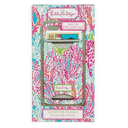 Phone/Computer - IPhone 5/5s Cover With Card Slots In Let's Cha Cha By Lilly Pulitzer