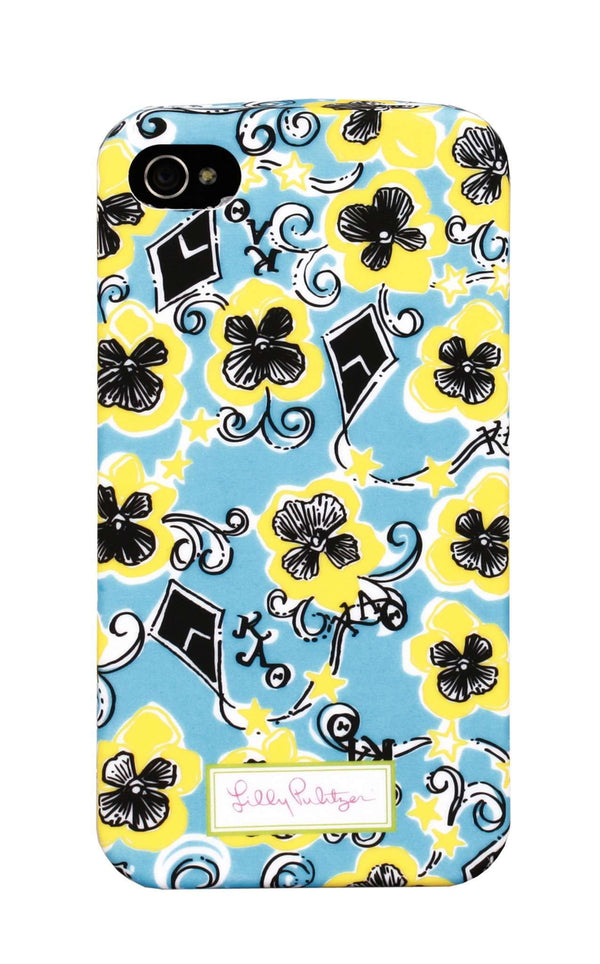 Phone/Computer - Kappa Alpha Theta IPhone 4/4s Cover By Lilly Pulitzer - FINAL SALE