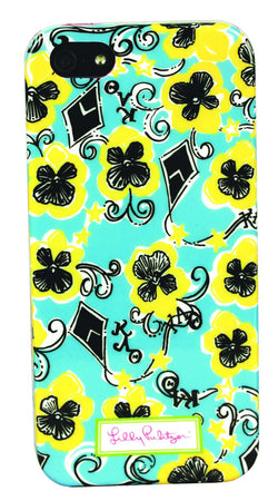 Phone/Computer - Kappa Alpha Theta IPhone 5/5s Cover By Lilly Pulitzer