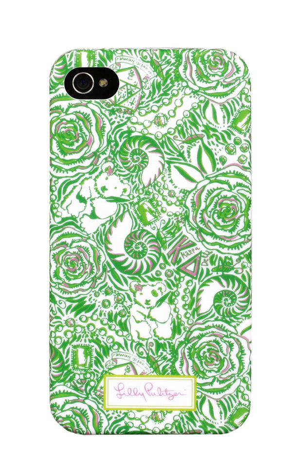 Phone/Computer - Kappa Delta IPhone 4/4s Cover By Lilly Pulitzer - FINAL SALE