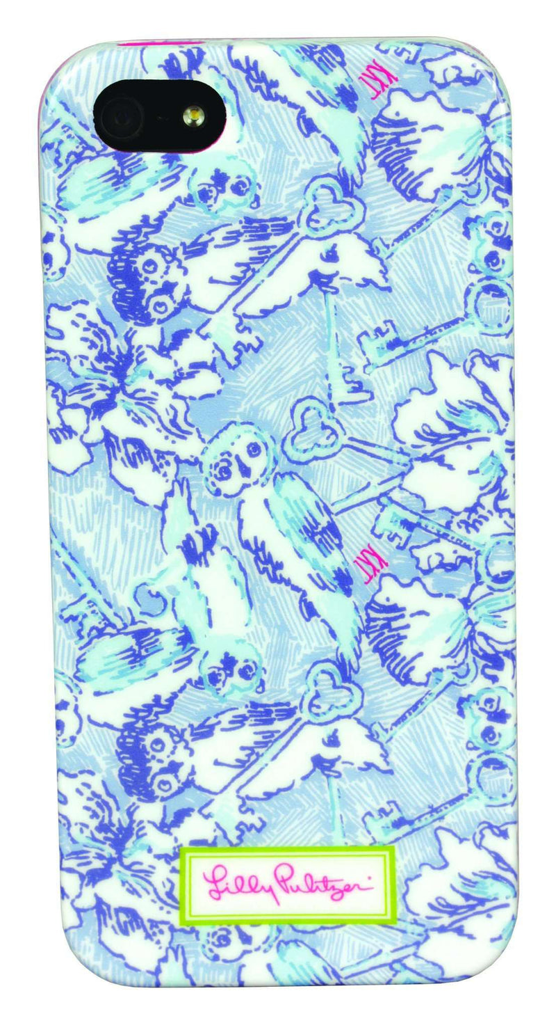 Phone/Computer - Kappa Kappa Gamma IPhone 5/5s Cover By Lilly Pulitzer - FINAL SALE