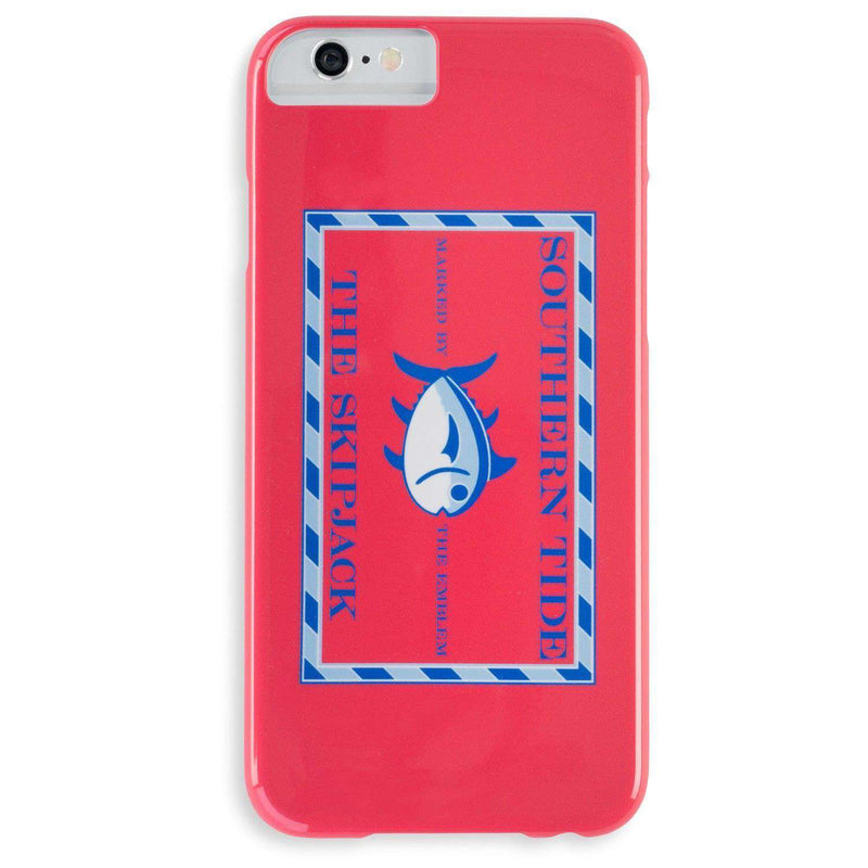 Original Skipjack iPhone 6/6s Case in Coral by Southern Tide