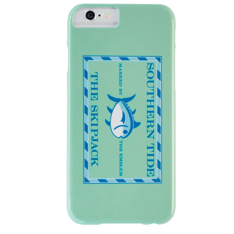 Phone/Computer - Original Skipjack IPhone 6/6s Case In Offshore Green By Southern Tide