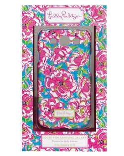 Phone/Computer - Samsung Galaxy S3 Cover In Lucky Charms By Lilly Pulitzer - FINAL SALE