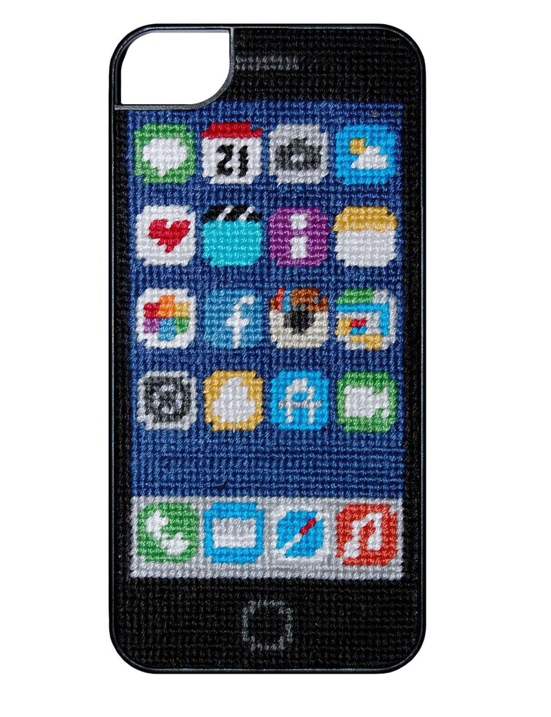 Phone/Computer - Screen Shot Needlepoint IPhone 6 Case By Smathers & Branson