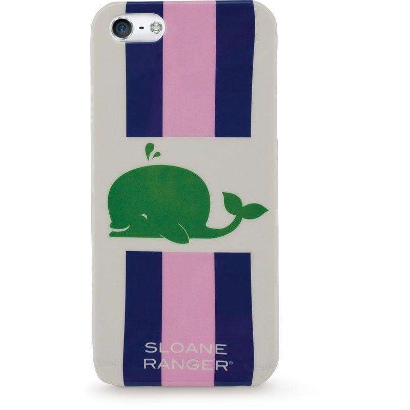 Whale Phone Case for iPhone 5 by Sloane Ranger - FINAL SALE