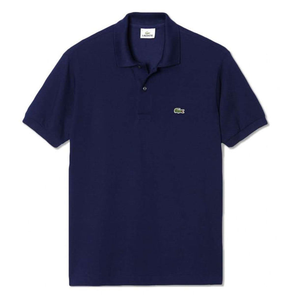Short Sleeve Classic Pique Polo in Ocean by Lacoste