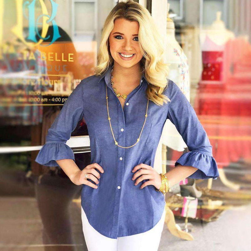 Gretchen Scott Designs The Priss Blouse by Gretchen Scott Designs