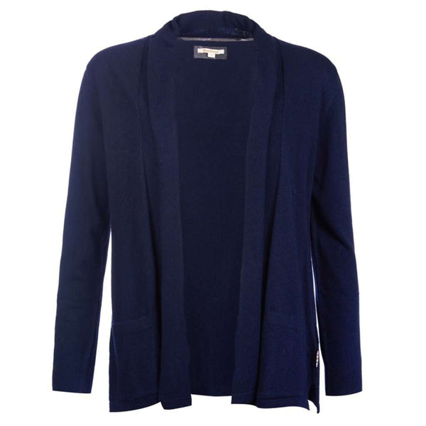 Barbour Women's Manor Cardigan in Navy