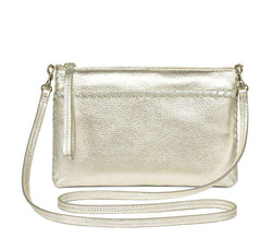 Alaina Crossbody in Platinum by Jack Rogers