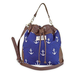 Purses - Anchor Bucket Bag By Sloane Ranger