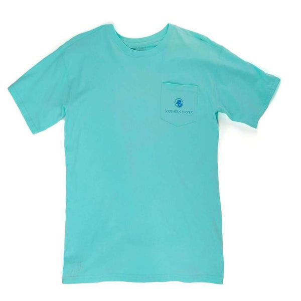 Southern Proper Retro Shade Dog Tee by Southern Proper