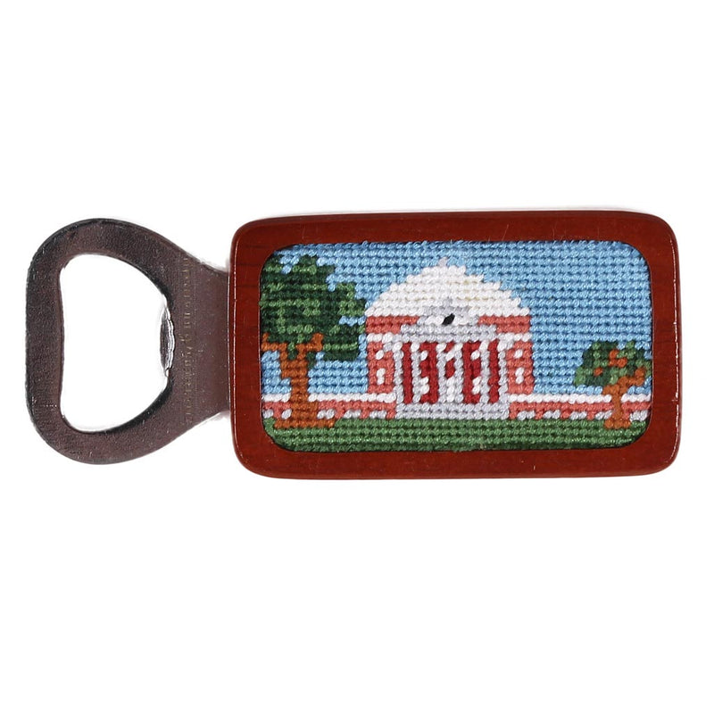UVA Lawn Rotunda Scene Bottle Opener by Smathers & Branson