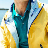 Santee Rain Slick in Yellow by Southern Tide  - 2