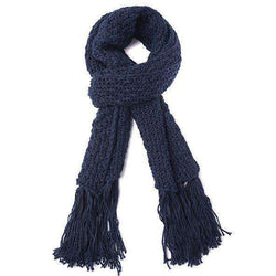 Bowers Scarf in Navy by Barbour - FINAL SALE