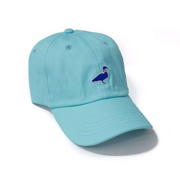 Properly Tied Boy's Logo Hat in Seafoam