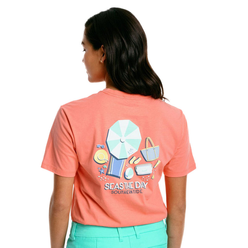Seas the Day Ladies' Tee Shirt by Southern Tide