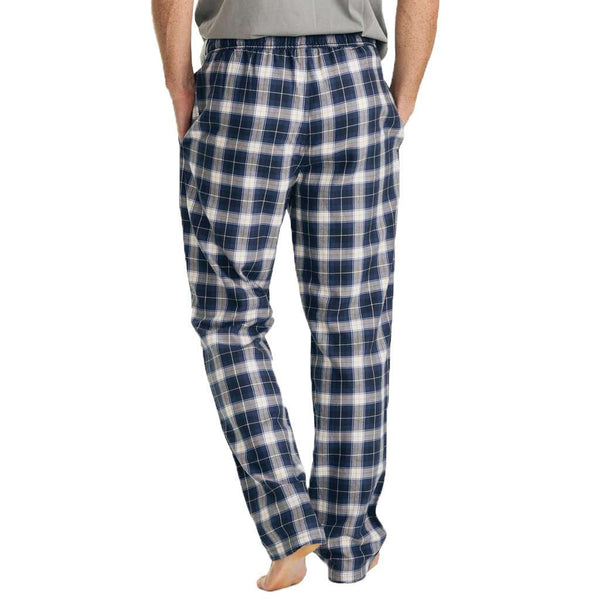 Southern Tide Plaid Flannel Lounge Pant by Southern Tide