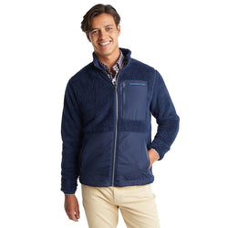 Sherpa Full-Zip Jacket by Southern Tide