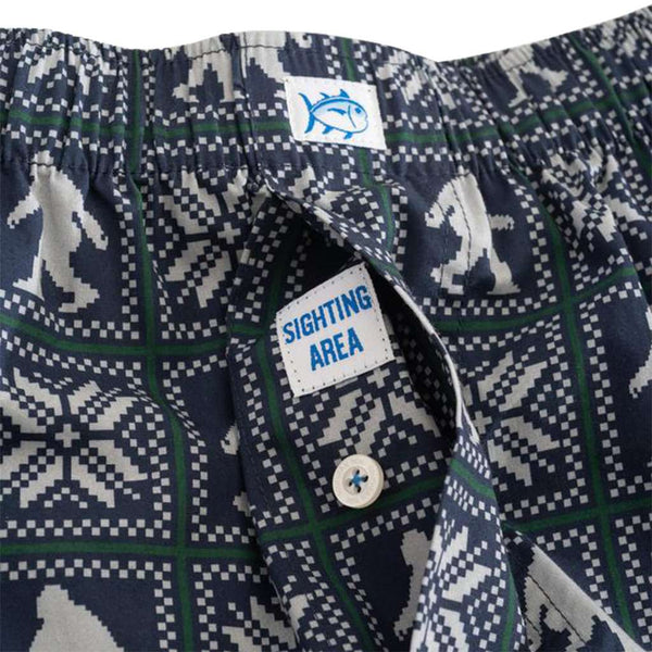 Southern Tide Sighting Area Boxer Shorts by Southern Tide