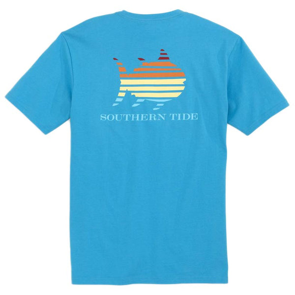 Skipjack Sunset Tee by Southern Tide