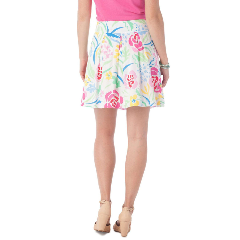 Skirts - Kinsey Skirt In Kiawah Floral By Southern TIde