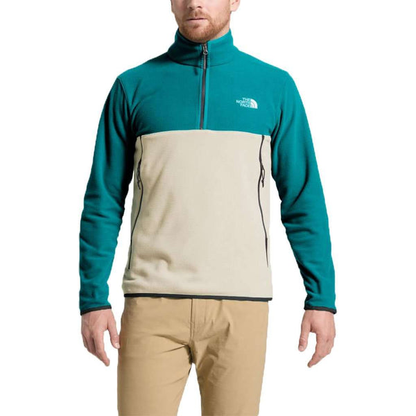The North Face Men's Glacier Alpine 1/4 Pullover by The North Face