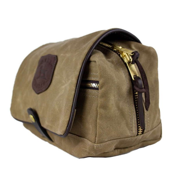 Over Under Clothing Wayfarer Canvas Dopp Kit by Over Under Clothing