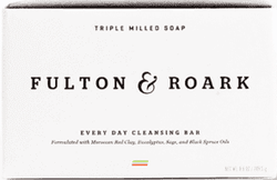Soap - Daily Cleanse Bar Soap By Fulton & Roark