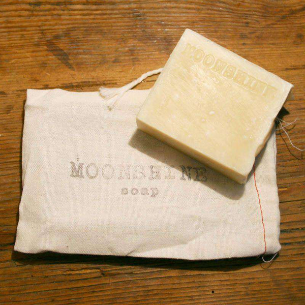Moonshine Soap by EastWest Bottlers