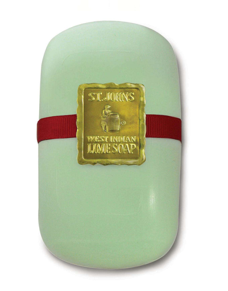 West Indian Lime Soap by West Indies Bay Company - Country Club Prep