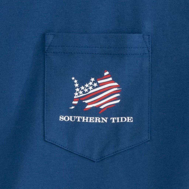 Southern Tide American Skipjack T-Shirt by Southern Tide
