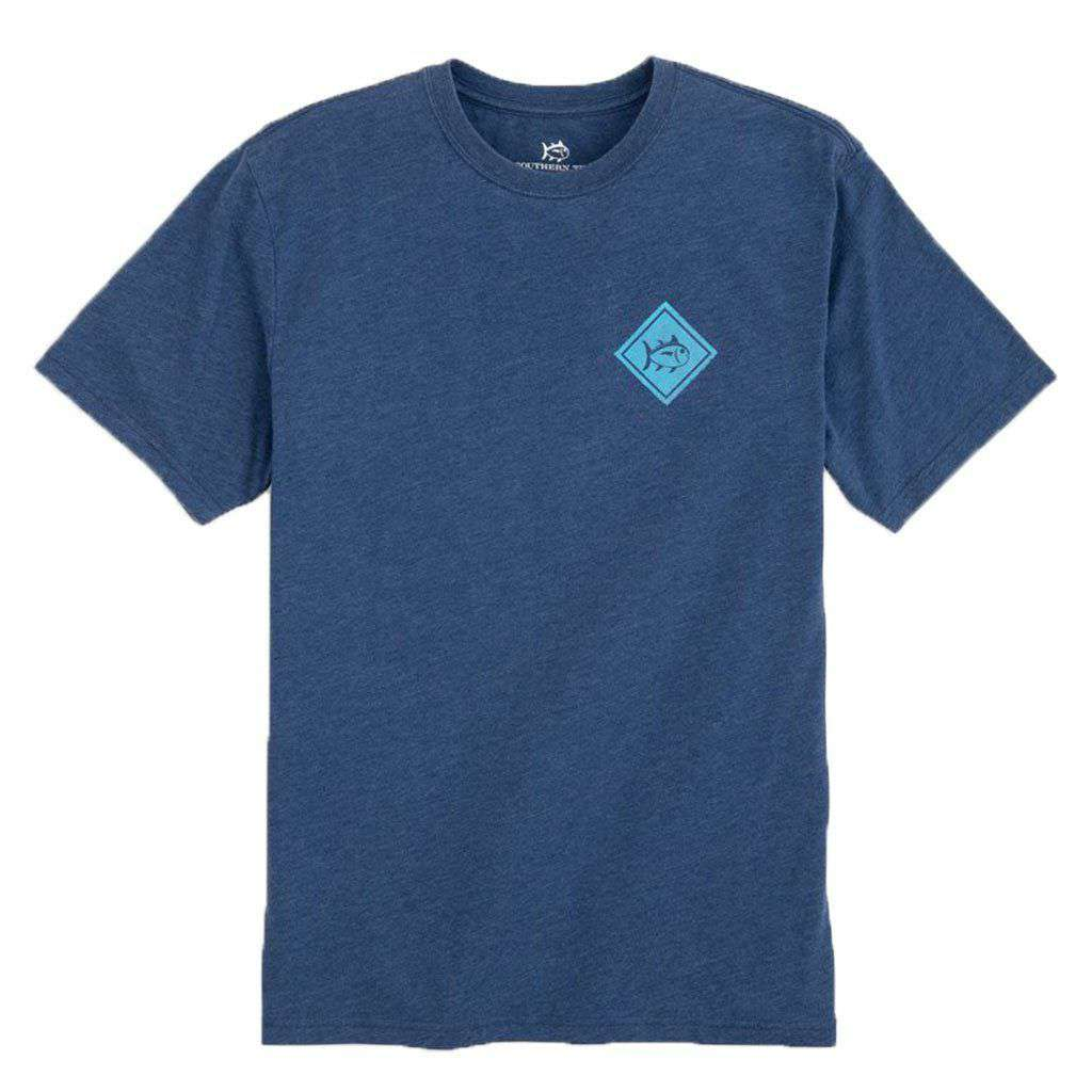 Badge Skipjack T-Shirt by Southern Tide