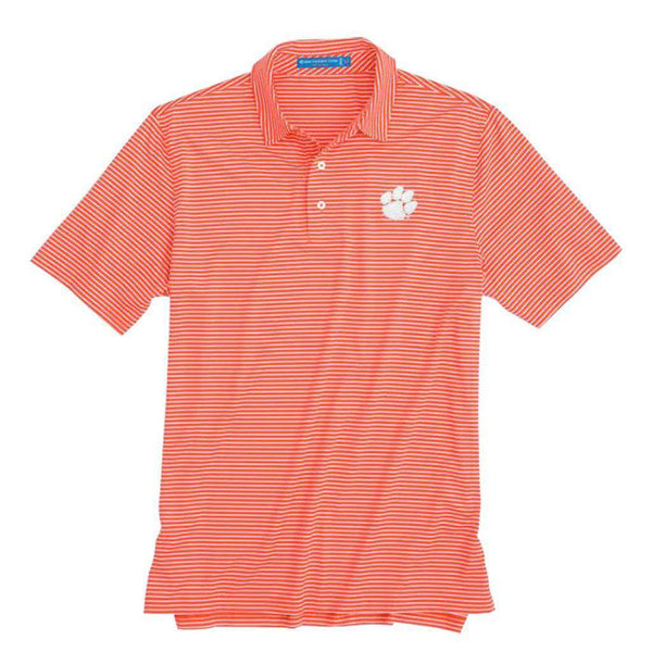 Country Club Prep Endzone Orange / S