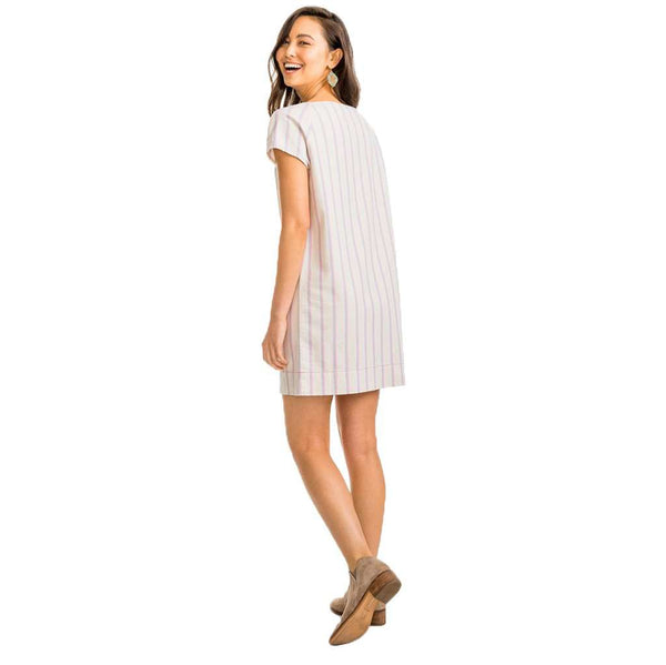 Southern Tide McKenna Dress in Natural by Southern Tide