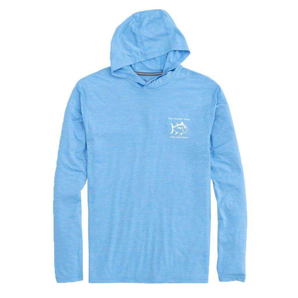 Southern Tide Coastal Lifestyle Performance Hoodie T-Shirt by Southern Tide