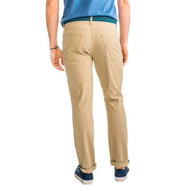 Southern Tide Harbor 5 Pocket Pant by Southern Tide