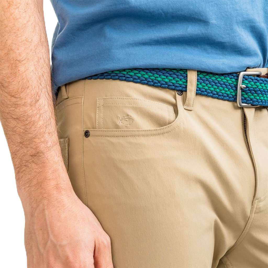 Harbor 5 Pocket Pant by Southern Tide