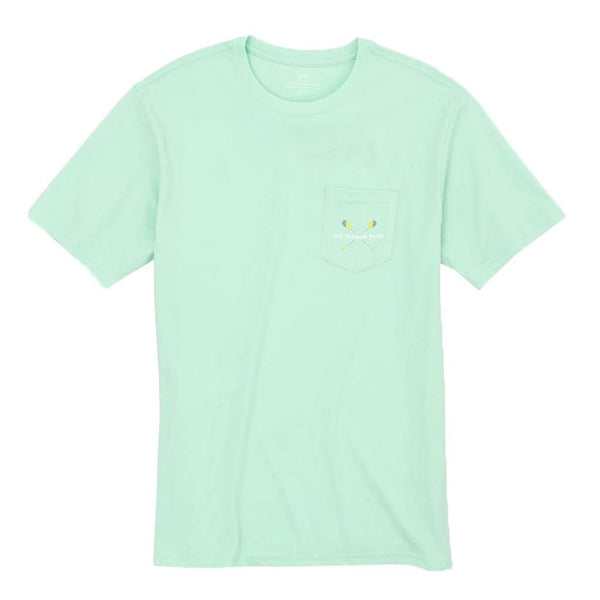 97d95488 Southern Tide Paddle Boarding T-Shirt by Southern Tide Country Club Prep ...