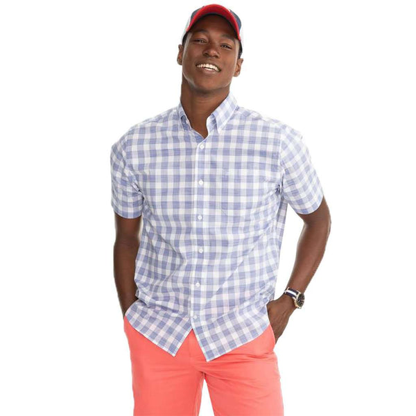 Country Club Prep Surf Blue / S