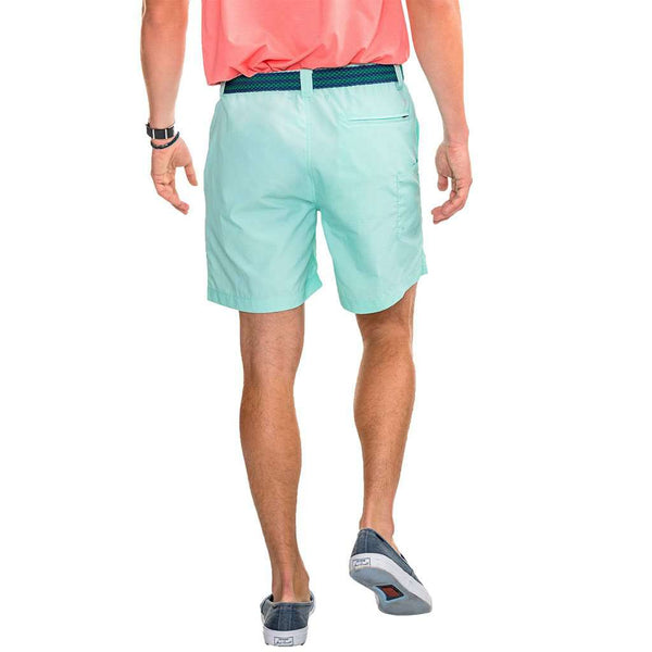 Southern Tide Shoreline Short in Offshore Green by Southern Tide