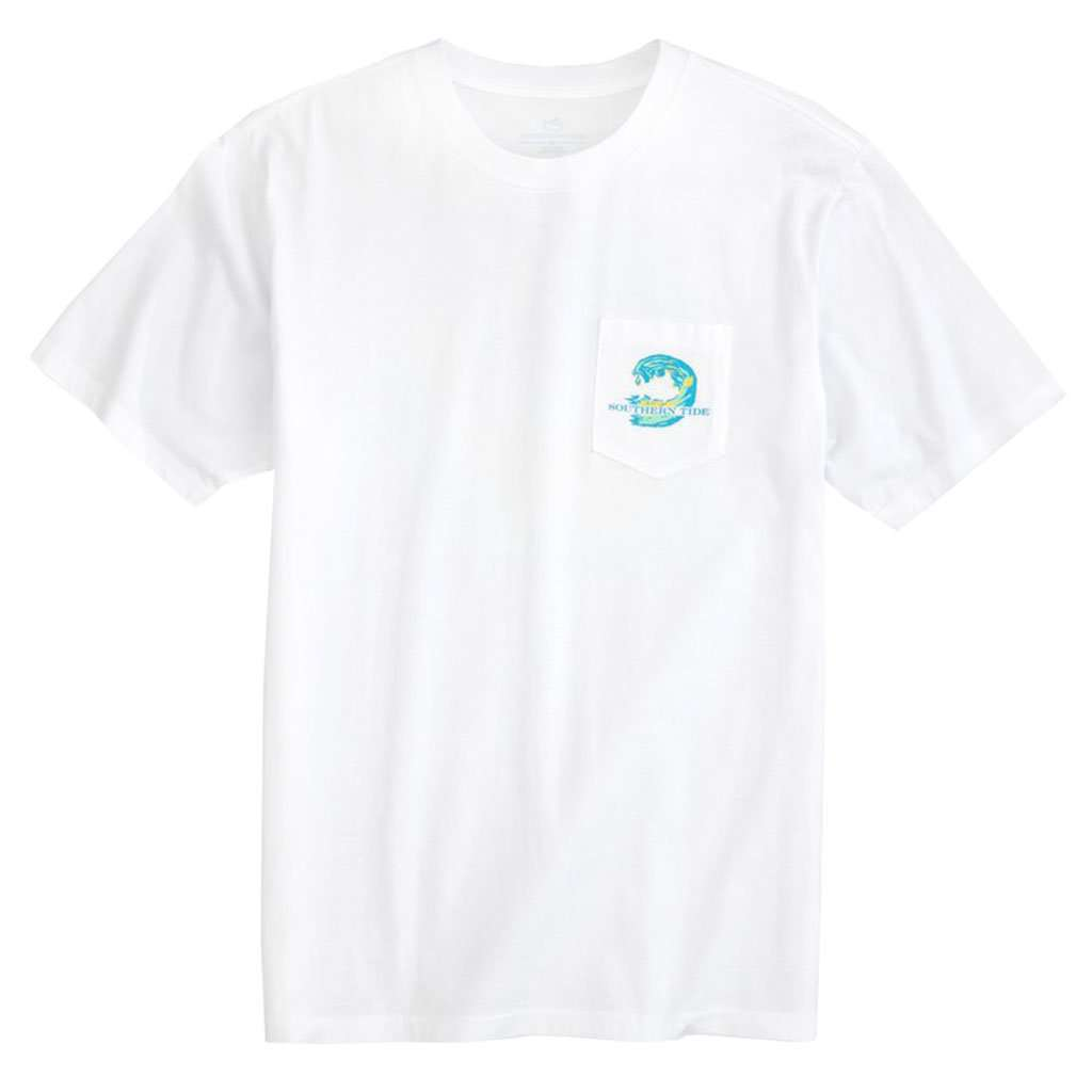 Skipjack Wave T-Shirt by Southern Tide